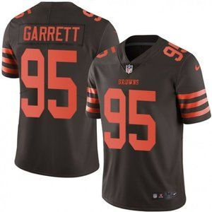 Browns Myles Garrett  Brown Jersey